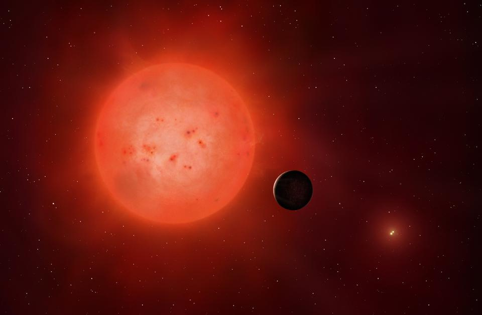 Discovered mysterious signals emanating from a star right next to the Solar System, possibly of aliens 2