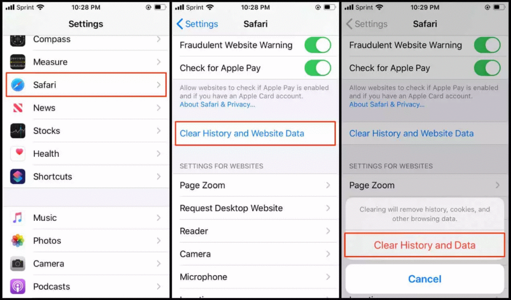 How to delete 'Other' memory to free up iPhone space ? 2