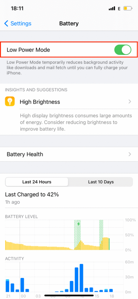 7 tips to help you save iPhone battery in the most efficient way 9