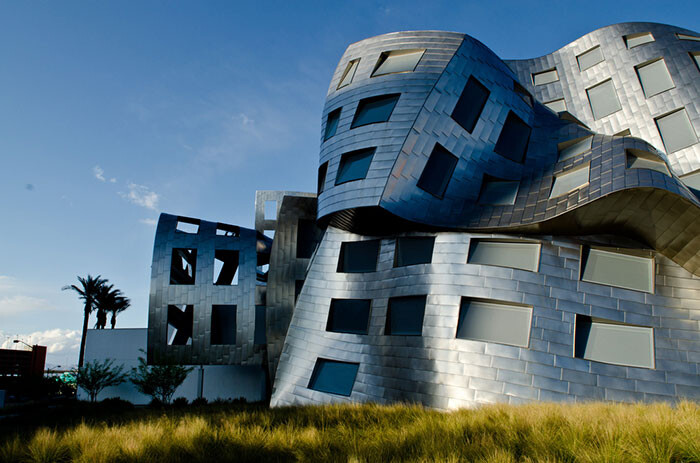 8 Impressive Buildings That Take You To A Parallel Universe 2
