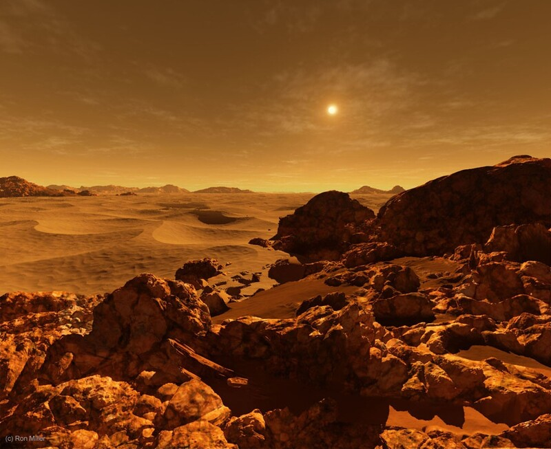 This Is What Sunrise Looks On Each Planet Of The Solar System 4