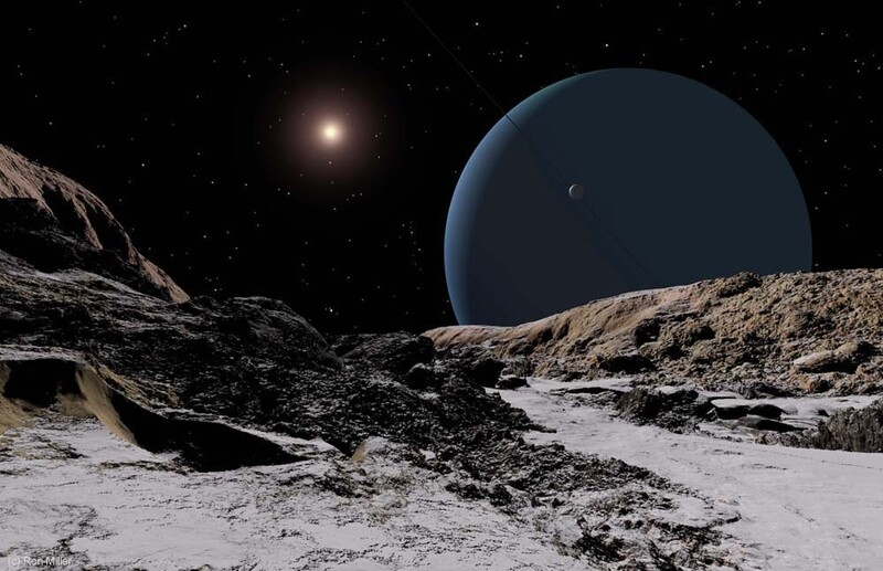 This Is What Sunrise Looks On Each Planet Of The Solar System 7