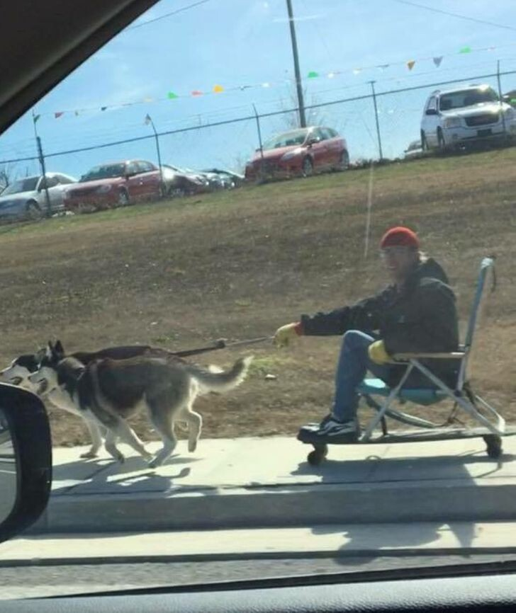 10 People Who Took Laziness To A New Level 5