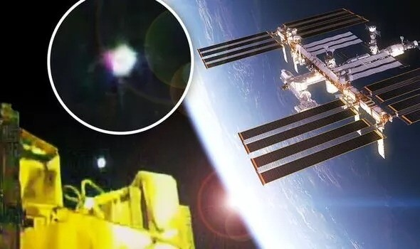 UFO sighting? 'Glowing object' caught on NASA live stream prompts claims 'UFOs are real' 1