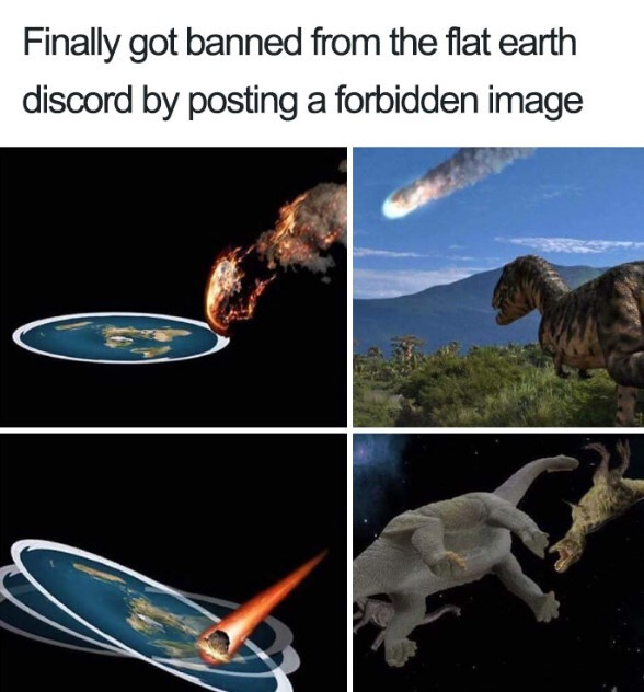 20 Times Flat-Earthers Were Trolled By Everyone On Internet 5