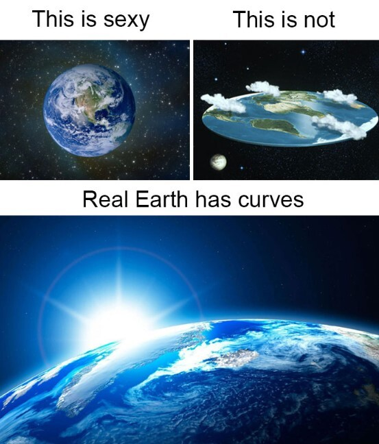 20 Times Flat-Earthers Were Trolled By Everyone On Internet 10