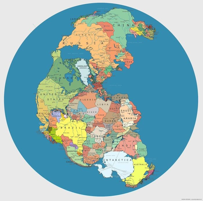 This Is What The World Looked Like 300 Million Years Ago 2