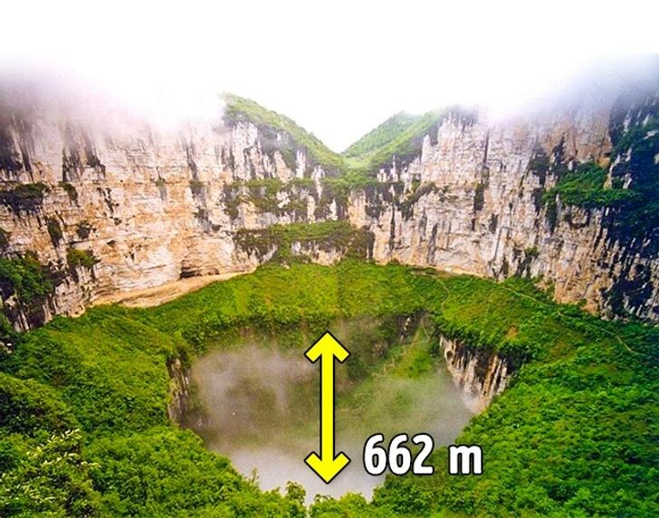 12 Holes in Our Planet That Will Take Your Breath Away 10