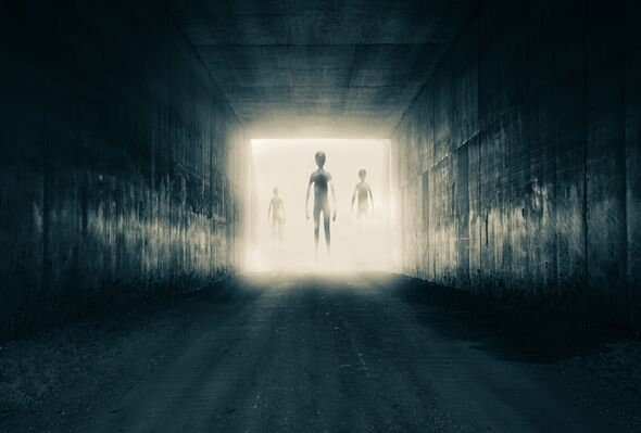 Aliens are US: UFO are piloted by time travelling human 'distant descendants' 2