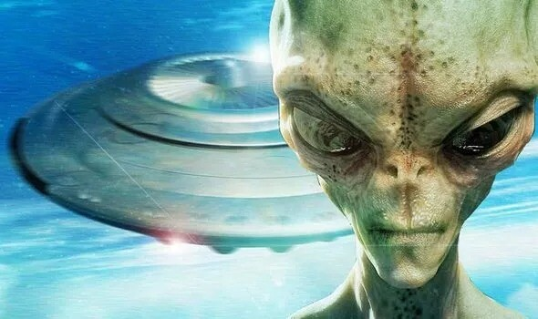 Aliens are US: UFO are piloted by time travelling human 'distant descendants' 1