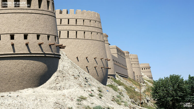 This Is What 4 Castles Across Asia Looked Like Before Falling Into Ruins 3