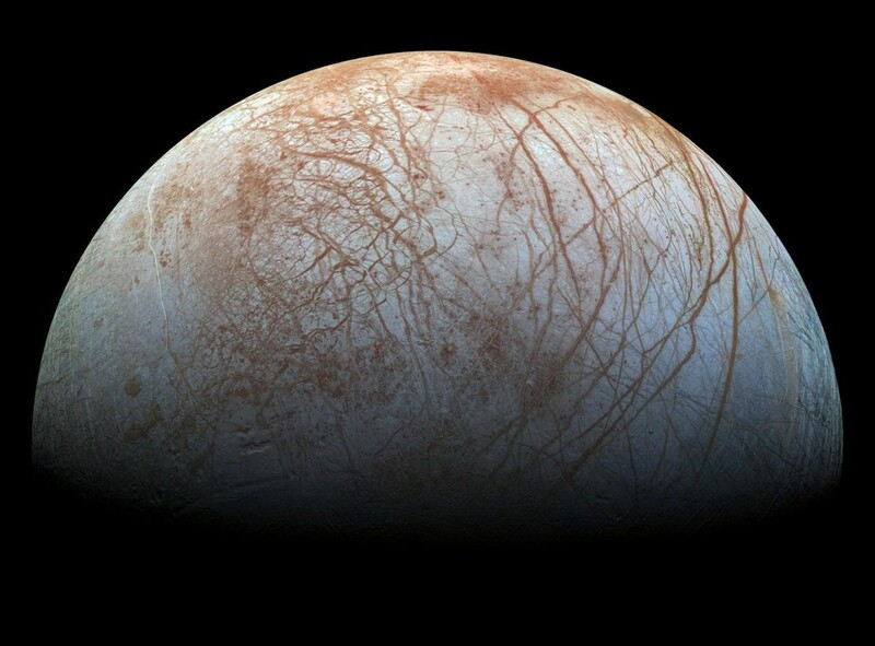 Water, water, everywhere in our Solar system but what does that mean for life 2