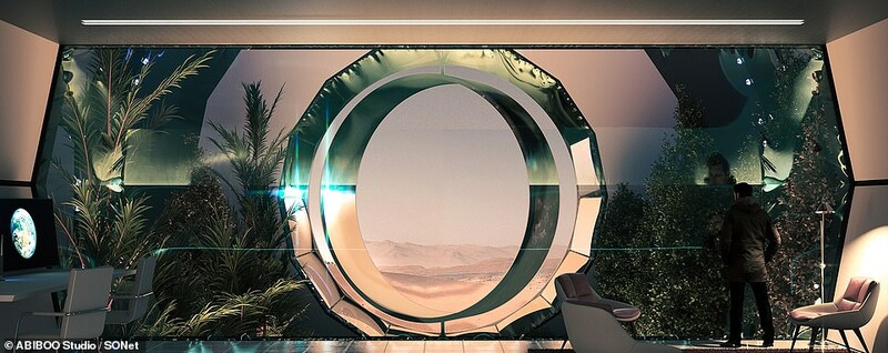 The First City On Mars: Plans Unveiled For The First Sustainable City On Mars 5