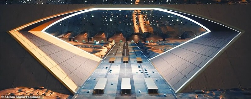 The First City On Mars: Plans Unveiled For The First Sustainable City On Mars 8