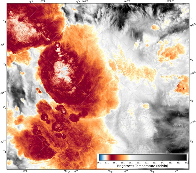 A Pacific Storm Cloud Has Smashed The Records For Coldest Temperature Ever 2