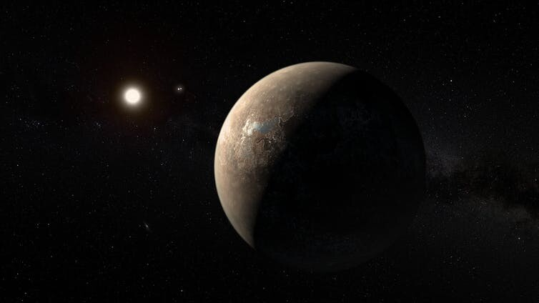 Massive flare seen on the closest star to the solar system: What it means for chances of alien neighbors 2