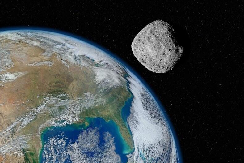 NASA would consider nuking an asteroid hurtling towards earth 2