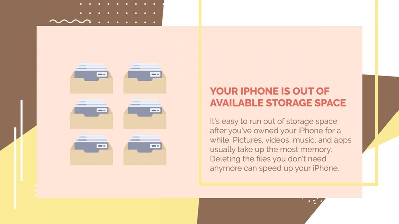 Why Is My iPhone So Slow? Here's The Fix! (For iPad Too!) 1
