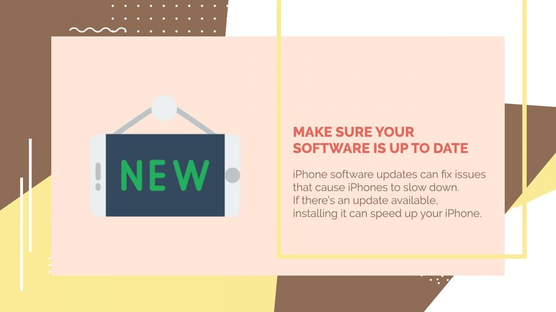 Why Is My iPhone So Slow? Here's The Fix! (For iPad Too!) 3