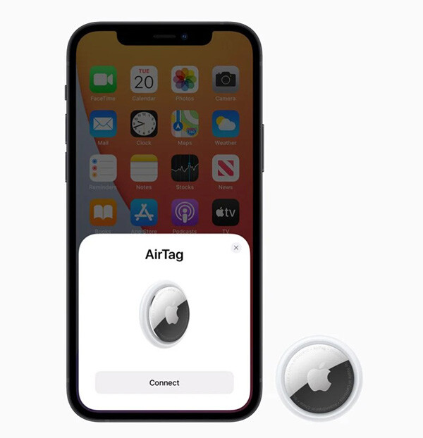 He.re is how to add AirTag to the Find My app on iPhone 1