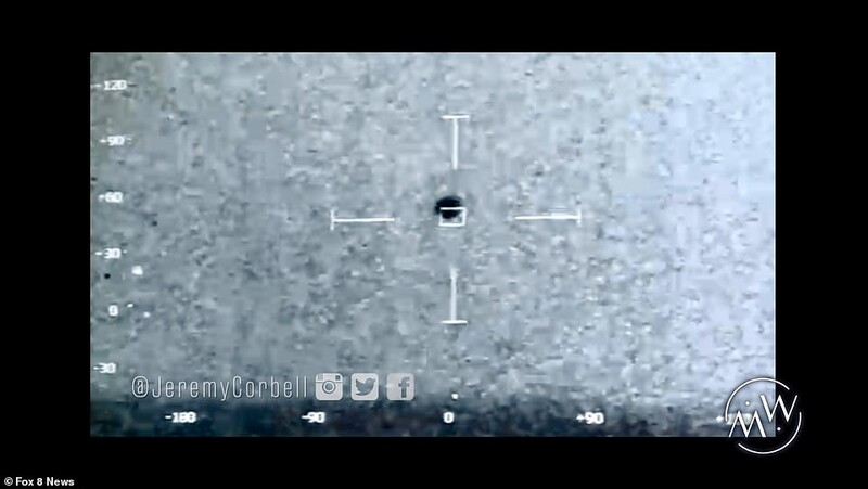 US Navy airman reveals fighter pilots saw UFOs EVERYDAY for a couple of year 5