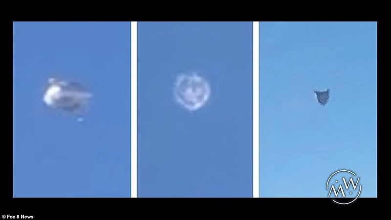 US Navy airman reveals fighter pilots saw UFOs EVERYDAY for a couple of year 11
