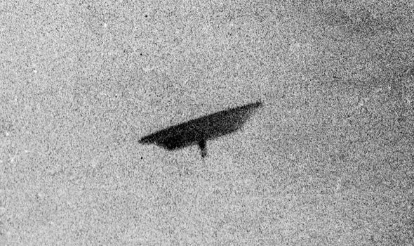 UFO sighting: 'Alien disk' spotted flying over New York – 'Undeniable proof' 2
