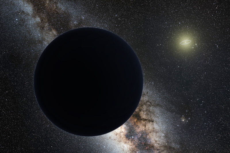 Appears more clues proving the existence of the mysterious 9th Planet in the Solar system 1