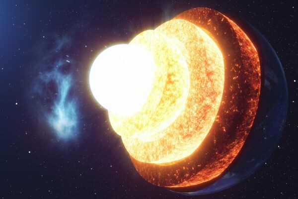 Earth's core is growing 'lopsided' and scientists don't know why 1