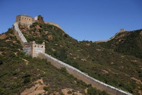 UFO sighting at Great Wall of China reported to MUFON, here's the truth 2