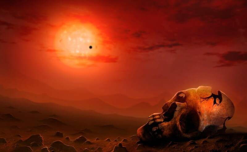 How humans might outlive Earth, the sun...and even the universe 3