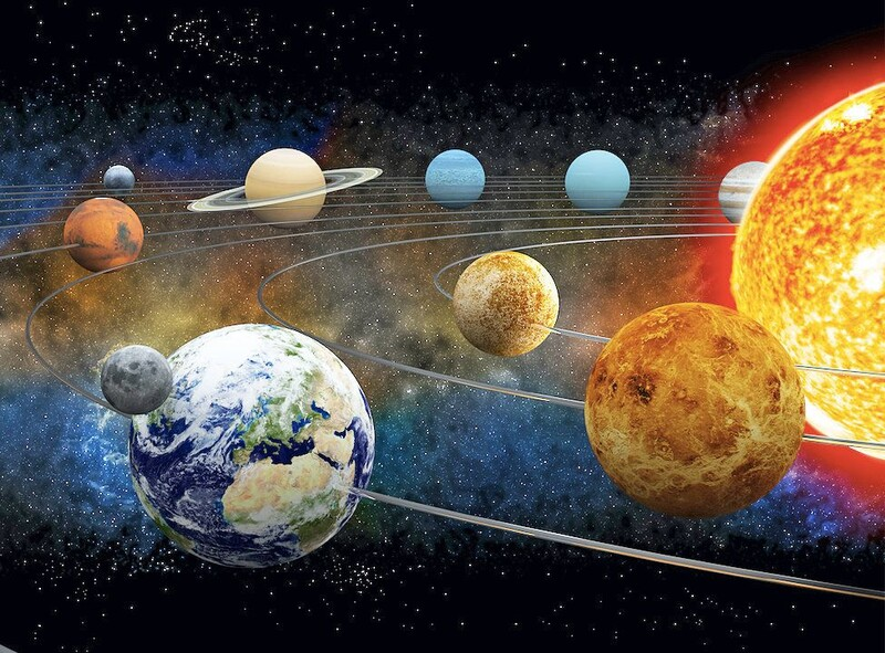 Astrophysicist: ETs May Have Already Lived And died In Our Solar System 1