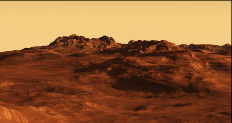 """""""Aliens on Mars"""" had technology more advanced than humans, claims UFO hunting enthusiast Scott C Waring 1"""