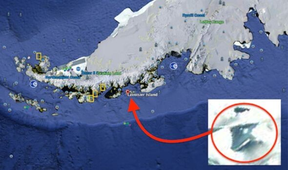 Alien UFO found in Antarctica is 100 percent proof of ancients aliens on Earth - odd claim 1