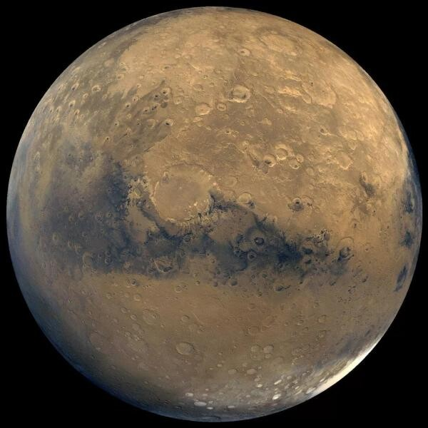 Mars hides an ancient ocean beneath its surface 1