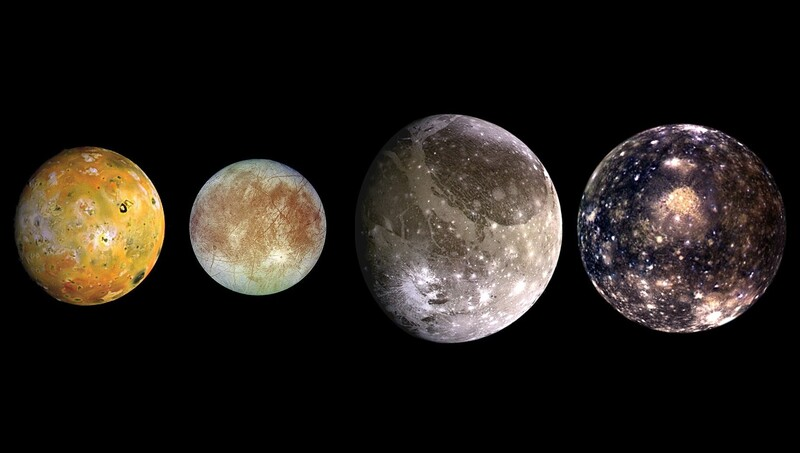 Why Jupiter's four largest moons are among the most interesting worlds of our solar system 1