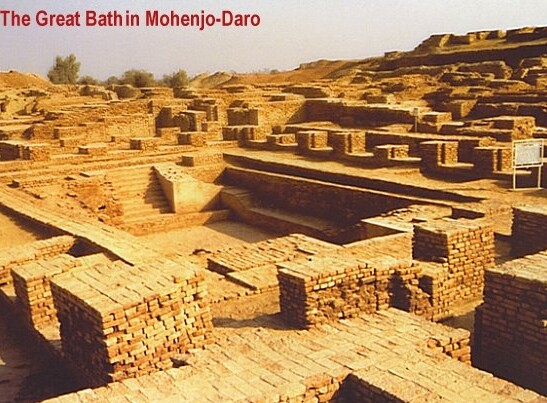 The Ancient Mohenjo Daro was ruled by an unknown advanced civilization that vanished 2,000 years ago 2
