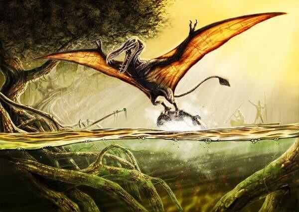 Kongamato – who says pterosaurs are extinct? 2