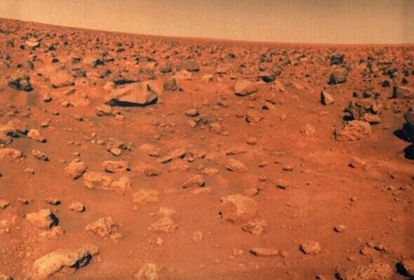 NASA conspiracy? Space agency's Spirit rover destroys 'alien dinosaur skull' on Mars 2