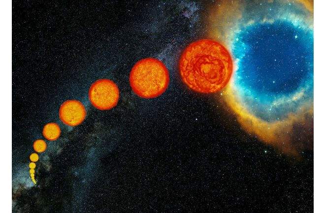 Here's What Happens to the Solar System When the Sun Dies 1