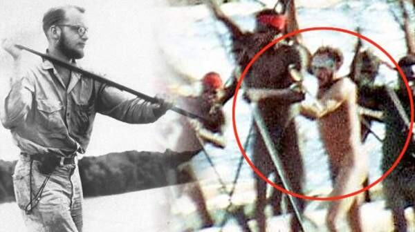 17 most mysterious photos in the world that cannot be explained 16