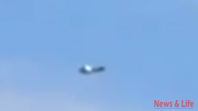 UFO Sighting Over Marseille In France (video) 3