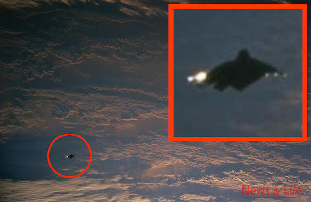 UFO Sighting Photos leaked out of NASA-Johnson Space Center, 100% clear UFOs In High Detail. 1