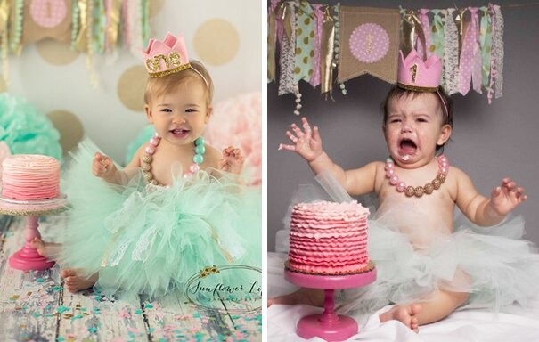 25 Funny Newborn Photoshoots That Didn't Go As Expected 5