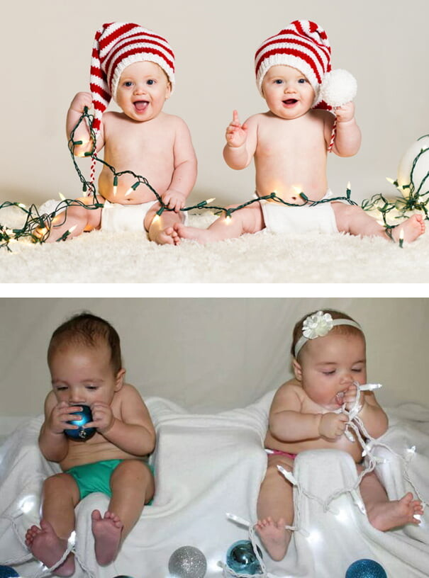 25 Funny Newborn Photoshoots That Didn't Go As Expected 12