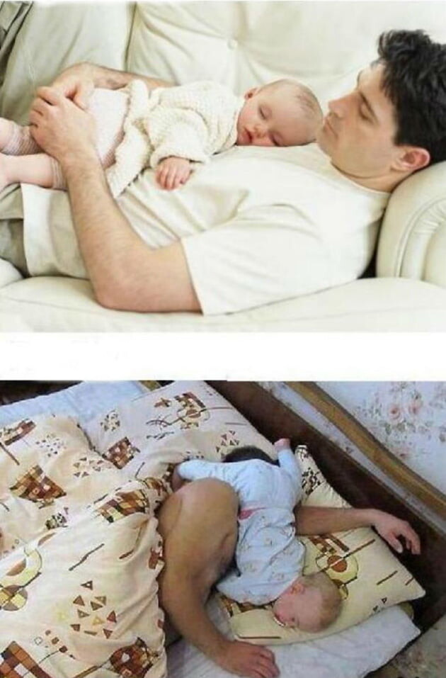 25 Funny Newborn Photoshoots That Didn't Go As Expected 18