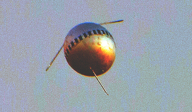In California, a man captures the clearest video of an Unidentified Flying Object (video) 1