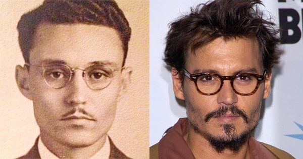These 15 Celebrities Are The Living Proof That Time Travel Exists 2