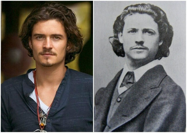 These 15 Celebrities Are The Living Proof That Time Travel Exists 13
