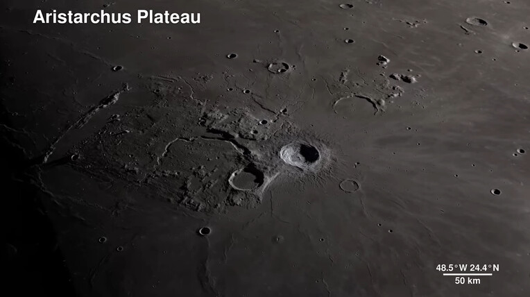 NASA Released a 4K Video of The Moon And This Could Be The End Of The Moon Landing Conspiracies 1